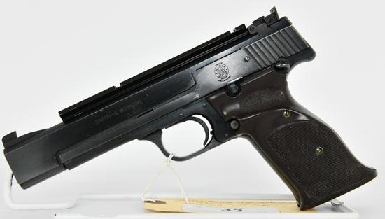 RARE Smith & Wesson Model 46 Semi Auto Target