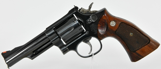 Smith & Wesson Model 19-6 .357 Magnum