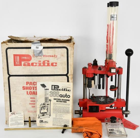 Pacific Hornady 366 Auto Shotshell Reloading Press