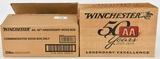 Winchester 50th Anniversary Wood Box NIB
