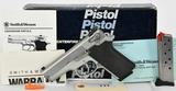 Smith & Wesson Model 3913 9mm Semi Auto Pistol