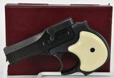 Hi-Standard DM101 Derringer Pistol .22 Magnum