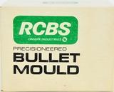 RCBS .30 Cal Double Cavity Bullet Mould Block