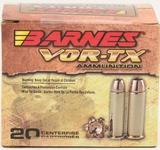 Barnes VOR-TX .454 Casull Ammunition