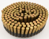 (179) .308 Blanks with M60 Belt Link & ammo Can