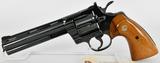 Gorgeous Colt Python .357 Magnum 6