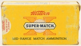 50 Rounds Of Western-X Super Match .38 SPL