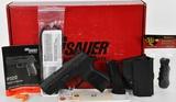 NEW Sig Sauer P320 SubCompact Semi Auto Pistol .40