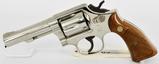 Smith & Wesson Model 10-8 .38 SPL Revolver