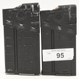 (2)Military G3 HK Mags