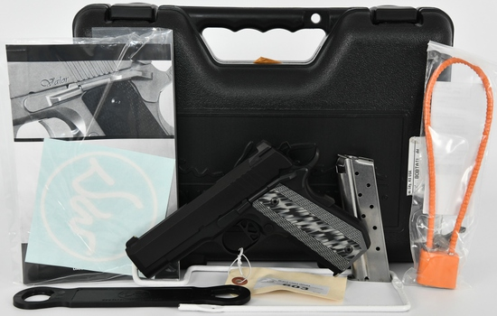 Dan Wesson 1911 ECP Semi Auto Pistol 9mm