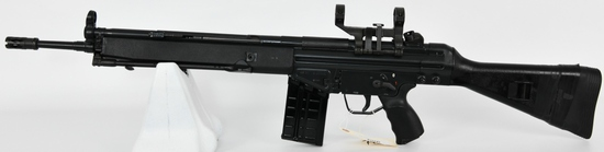 Desirable Pre-Ban Heckler & Koch HK91 Semi-Auto