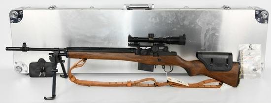 Mint Springfield M1A National Match Semi Auto