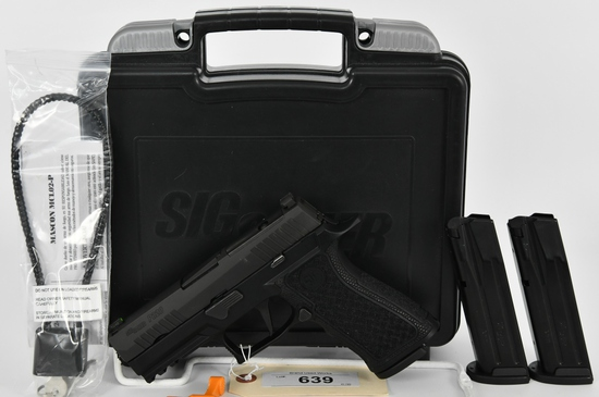 Sig Sauer LE P320 Pro Carry X-Ray Sights 9MM