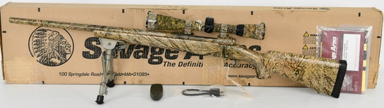 Savage 10 Predator Hunter Bolt Rifle .22-250