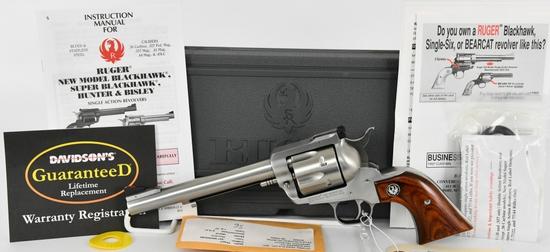Ruger New Model Blackhawk .357 Magnum Revolver