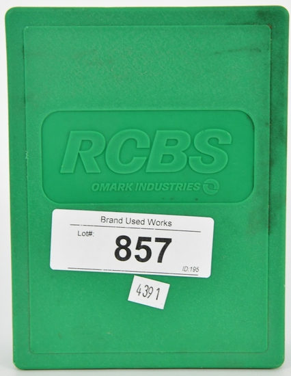2 RCBS Full Length Reloading Dies For .30-06