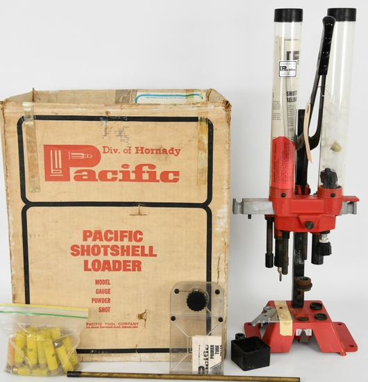 Pacific/Hornady DL-155 Shotshell Reloader with