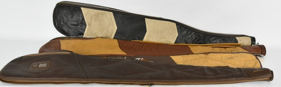 Lot of 4 Soft Padded Rifle Cases