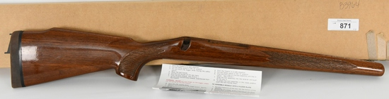 Remington 700 ADL Factory Wood Stock w/Box