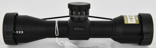 Nikon Precision AR Optic P-223 Spot On Optimized