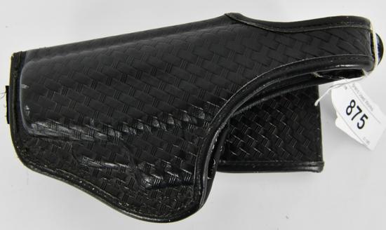 Bianchi Basket Weave Left Handed Holster
