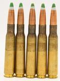(5) .50 Cal BMG (12.7x99MM NATO) Raufoss Mk.211