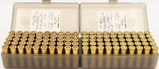 100 rds .44 mag Re-manufactured ammunition
