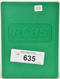 2 RCBS Full Length Reloading Dies For .26-06