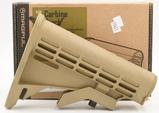 AR15 Standard Carbine Mil-Spec Buttstock in Tan