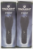(2) TacLight 1100 Lumens Flashlight