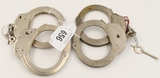 (2) sets of Handcuffs / Wrist Constraints with