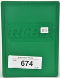 RCBS .416 Rigby Reloading Seater & Plugs