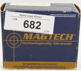 20 Rounds MagTech Sport .500 S&W Mag Ammo