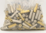 142 ct .357 magnum Casings, some brass some steel