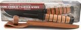 USMC Combat Fighter Knife and Sheath