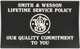 Smith & Wesson Rubber Dealer Mat