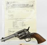 Antique Colt Single Action Army Revolver .45 Colt