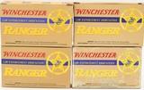20 Rounds Of Winchester Ranger 12 Ga Slugs