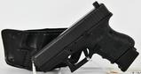 Glock 26 Gen 4 Semi-Auto Pistol 9MM