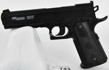 Sig Sauer 1911 C02 Powder BB Gun Pistol