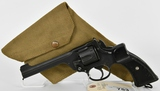 Enfield No.2 MK I British Top Break Revolver .38