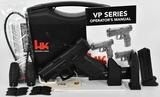 Heckler & Koch HK VP9SK Semi Auto Pistol 9mm