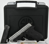 Sig Sauer P229 Stainless Two Tone .40 S&W Germany
