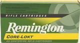 20 Rounds Remington .243 Win Ammunition