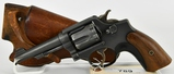 Smith & Wesson Victory Model Double Action .38