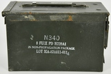 Heavy Duty Military Metal Ammunition Can