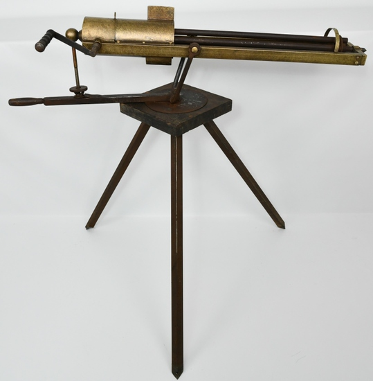 Working Replica 1861 Percussion Gatling Gun .52