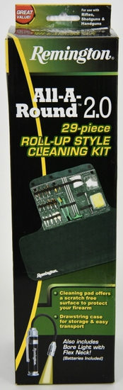 Remington All-A-Round 2.0 Universal Cleaning Kit