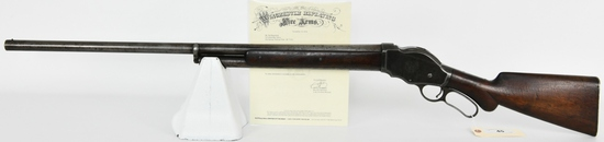 Antique Winchester Model 1887 W/ Factory Letter